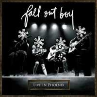 Fall Out Boy - ****: Live in Phoenix (Cover Artwork)