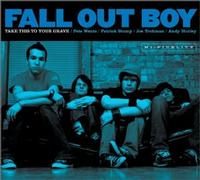 Fall Out Boy - Take This to Your Grave (Cover Artwork)