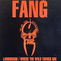 Fang - Landshark / Where the Wild Things Are (Cover Artwork)