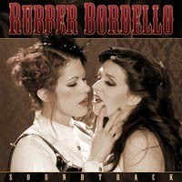 Fat Mike - Rubber Bordello soundtrack (with Dustin Lanker) (Cover Artwork)