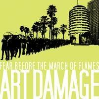 Fear Before - Art Damage (Cover Artwork)