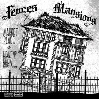 Fences / Mansions - Split [7-inch] (Cover Artwork)