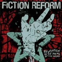 Fiction Reform - Revelation in the Hands of the Weak (Cover Artwork)