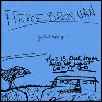 Fierce Brosnan - Good Luck Exploding (Cover Artwork)