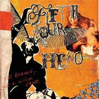 Fifth Hour Hero - Not Revenge...Just a Vicious Crush (Cover Artwork)