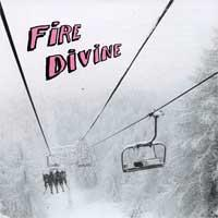 Fire Divine - It's All A Blur (Cover Artwork)