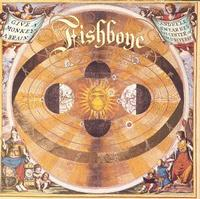 Fishbone - Give A Monkey A Brain And He'll Swear He's The Center Of The Universe (Cover Artwork)