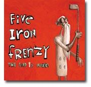 Five Iron Frenzy - The End Is Near (Cover Artwork)