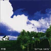 Fiya - Better Days (Cover Artwork)