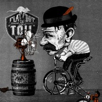 Flatfoot 56 - Toil (Cover Artwork)