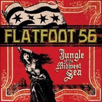 Flatfoot 56 - Jungle of the Midwest Sea (Cover Artwork)