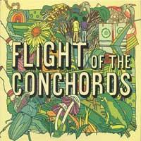 Flight of the Conchords - Flight of the Conchords (Cover Artwork)