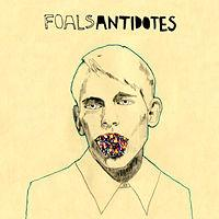 Foals - Antidotes (Cover Artwork)