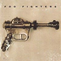 Foo Fighters - Foo Fighters (Cover Artwork)