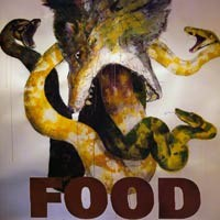 FOOD - FOOD [12 inch] (Cover Artwork)