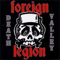 Foreign Legion - Death Valley (Cover Artwork)