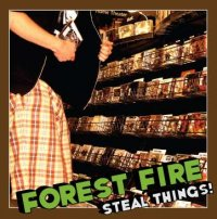 Forest Fire - Steal Things! (Cover Artwork)