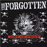 The Forgotten - Out Of Print (Cover Artwork)