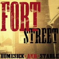 Fort Street - Homesick and Stable [EP] (Cover Artwork)