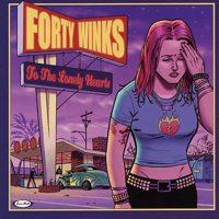 Forty Winks - To The Lonely Hearts (Cover Artwork)
