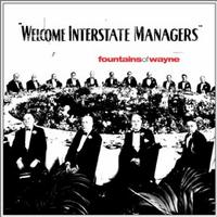 Fountains of Wayne - Welcome Interstate Managers (Cover Artwork)