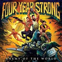 Four Year Strong - Enemy of the World (Cover Artwork)