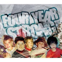 Four Year Strong - Explains It All (Cover Artwork)