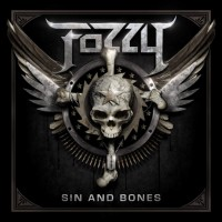 Fozzy - Sin and Bones (Cover Artwork)