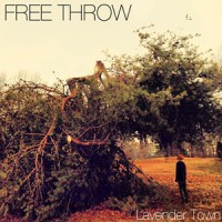 Free Throw - Lavender Town (Cover Artwork)
