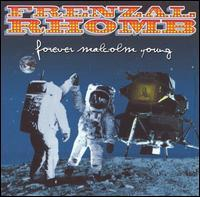 Frenzal Rhomb - Forever Malcolm Young (Cover Artwork)