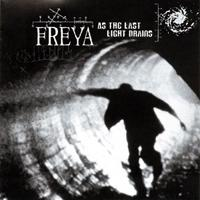 Freya - As The Last Light Drains (Cover Artwork)