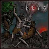 Freya - Lift the Curse (Cover Artwork)