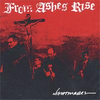 From Ashes Rise - Nightmares (Cover Artwork)