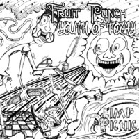 Fruit Punch / Youth of Togay - Limp Picnic [7 inch] (Cover Artwork)