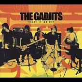 The Gadjits - Today Is My Day (Cover Artwork)