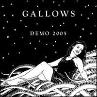 Gallows - Demo 2005 (Cover Artwork)