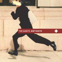 The Gamits - Antidote (Cover Artwork)
