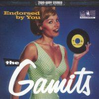 The Gamits - Endorsed By You (Cover Artwork)