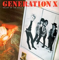 Generation X - Valley of the Dolls (Cover Artwork)