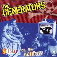 The Generators - State of the Nation (Cover Artwork)