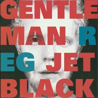 Gentleman Reg - Jet Black (Cover Artwork)