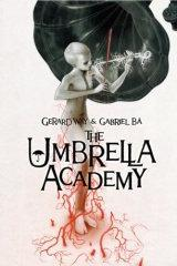 Gerard Way / Gabriel Ba - The Umbrella Academy: Vol. 4 [comic] (Cover Artwork)