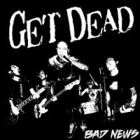 Get Dead - Bad News (Cover Artwork)