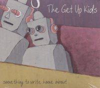 The Get Up Kids - Something To Write Home About (Cover Artwork)