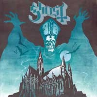 Ghost - Opus Eponymous (Cover Artwork)