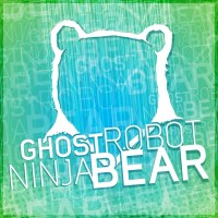 Ghost Robot Ninja Bear - One Pedal to Another (Cover Artwork)