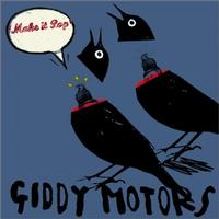 Giddy Motors - Make It Pop (Cover Artwork)