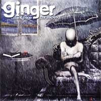 Ginger - Dark Page Chronicles (Cover Artwork)