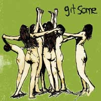 Git Some - Cosmic Rock (Cover Artwork)