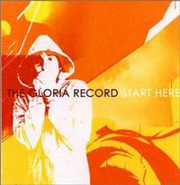 The Gloria Record - Start Here (Cover Artwork)